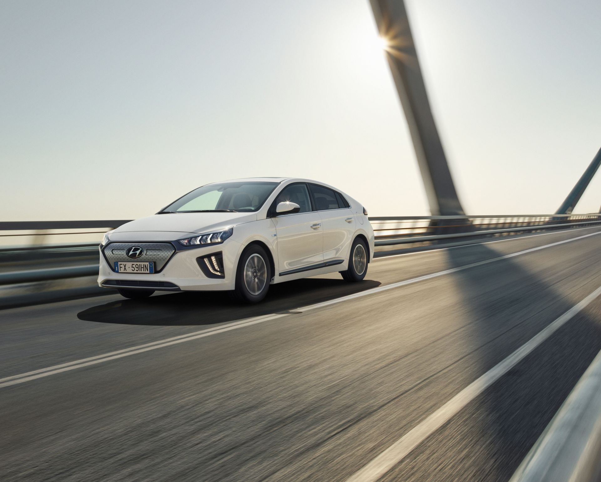Nuova Ioniq Electric