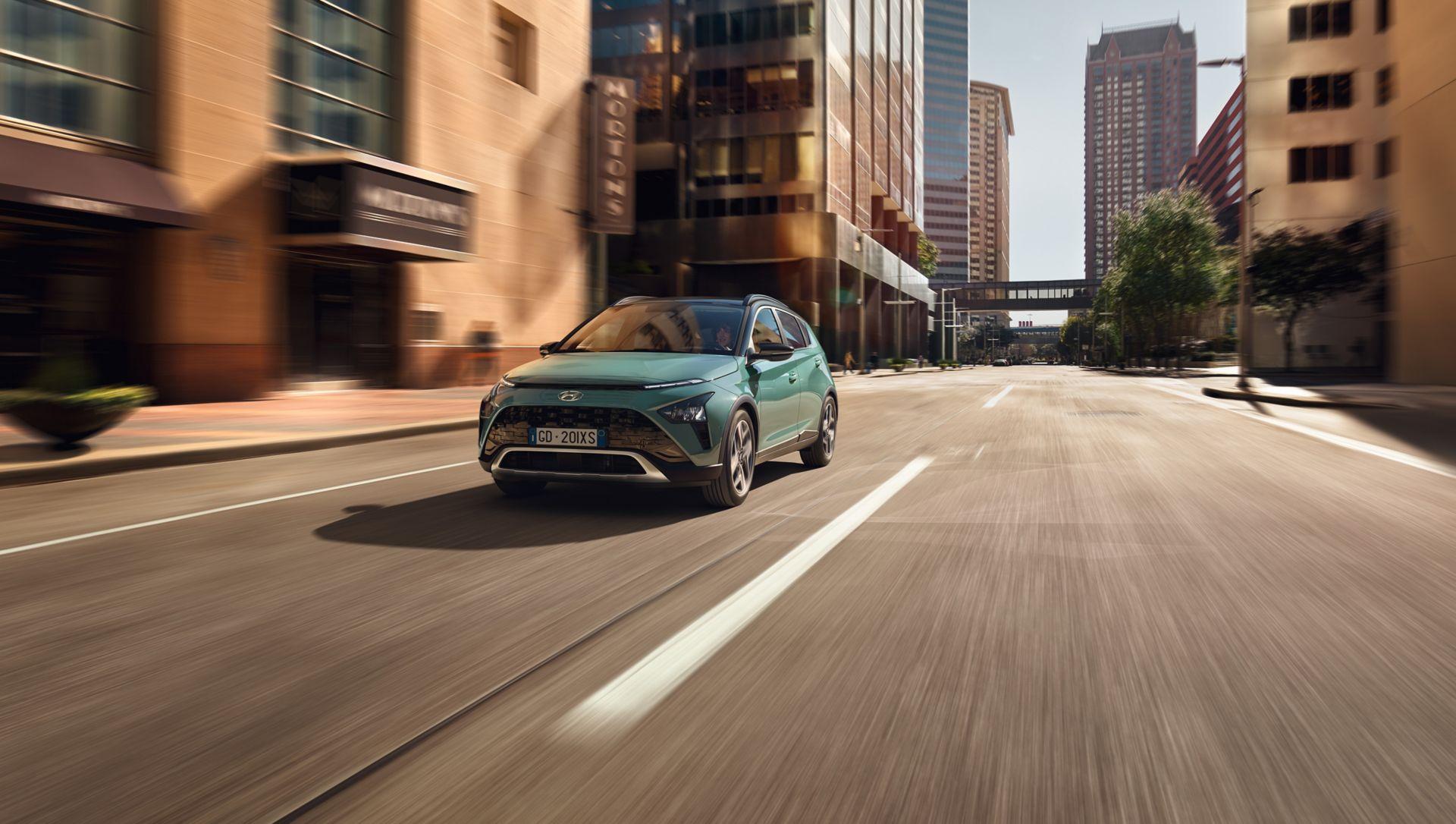 Scopri il primo Urban Suv di Hyundai